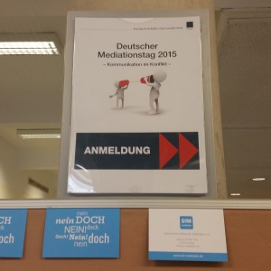 Deutscher Mediationstag 2015